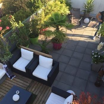 Rénovation de terrasses accessibles sur immeuble d'habitatio...